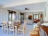 tobago villa livingroom